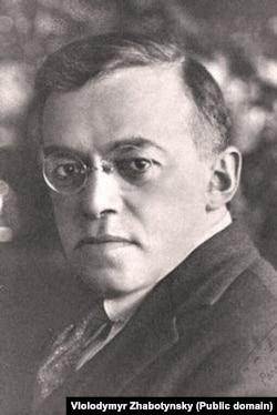 Володимир Зеєв Жаботинський, один із ідеологів сіонізму (народився у місті Одеса)