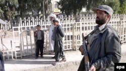 Кандагар - Бул жерде шейшемби күнү бомба жарылды.