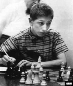 Бобі Фішэр, 1957