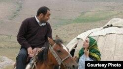 Reza Siaminin bir filmindən səhnə