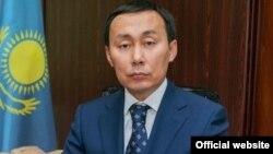 Ауыл шаруашылығы министрі Асылжан Мамытбеков.