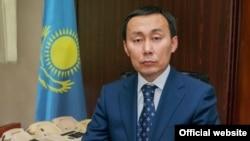 Қазақстан ауыл шаруашылығы министрі Асылжан Мамытбеков.