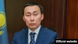 Министр сельского хозяйства Асылжан Мамытбеков.