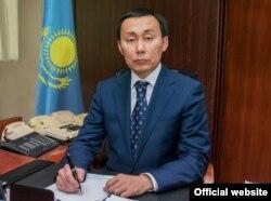 Қазақстан ауыл шаруашылығы министрі Асылжан Мамытбеков. Ресми сайттағы сурет.