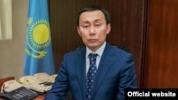 Министр сельского хозяйства Казахстана Асылжан Мамытбеков.