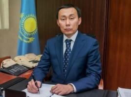 Министр сельского хозяйства Асылжан Мамытбеков. Фото с официального сайта.
