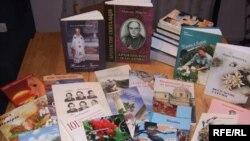 Українські книжки-конкурсанти