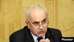 ԲՈՀ-ի նախագահի պաշտոնակատար Արտյուշա Ղուկասյան