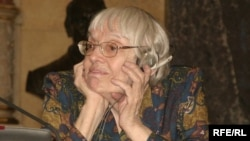 Людмила Алексеева стояла у истоков создания Московской Хельсинкской группы