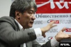 Нурлан Еримбетов, директор Центра социального партнерства при фонде «Самрук-Казына».