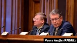 Ruski ambasador u Beogradu Aleksandar Čepurin