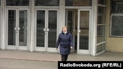 Олена, вчителька з Донецька