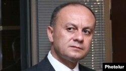 Ermenistanyň Goranmak ministri Seýran Ohanýan