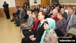 Миңнеханов Сан-Франциско татарлары белән очраша. tatarstan.ru фотосы