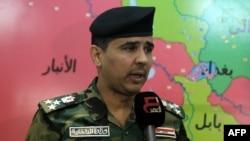 «سعد معن ابراهیم»، سخنگوی وزارت کشور عراق