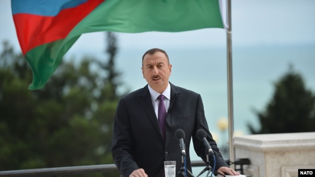 "Azerbaijani President Ilham Aliyev ""and his family, in fact, along with other persons in his inner circle are involved in so many secret businesses that we uncovered,"" says Paul Radu, OCCRP executive director."