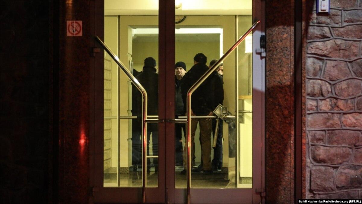 СБУ: обыски проходили в одном из офисов охранной компании, аффилированной с Медведчуком