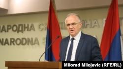 Protivno demokratskim principima: Dragan Čavić
