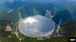 Teleskop u Kini, 2016.
