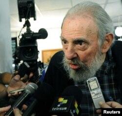 Fidel Castro, 3 februarie 2013