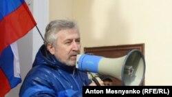 """Сопредседатель общественного движения """"Крым-наш!"""" Игорь Барышников"""