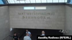 Dərnəgül metro stansiyası