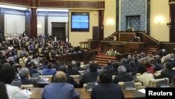 Заседание палат парламента. Иллюстративное фото.