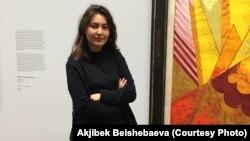 Акжибек Бейшебаева, магистрантка программы «Культурное наследие» Центрально-Европейского университета, автор телеграм-канала «Шелк культуры».