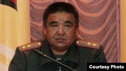 Бывший министр внутренних дел Кыргызстана Болот Шер.