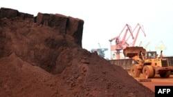 Наоѓалиште на минерали во Кина