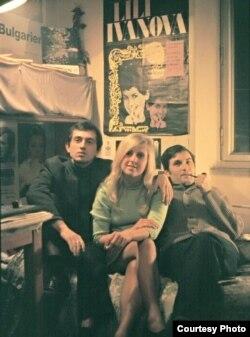 Болгарские студенты в Праге. 1968 год. Фото из семейного архива Стефана Чакырова