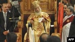 Патриарх Александрийский и Всей Африки Шенуда III