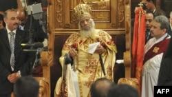 Papa Shenuda. Kajro, 2010.