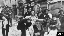 28 februarie 1947 - atac pe strada Ben Yehuda Street din Ierusalim.