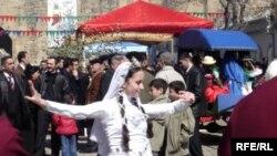 Bakıda Novruz şənlikləri, 21 mart 2006