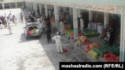 Afghanistan:Mehtrlam vegetable market