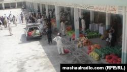 Afghanistan:Mehtrlam vegetable market