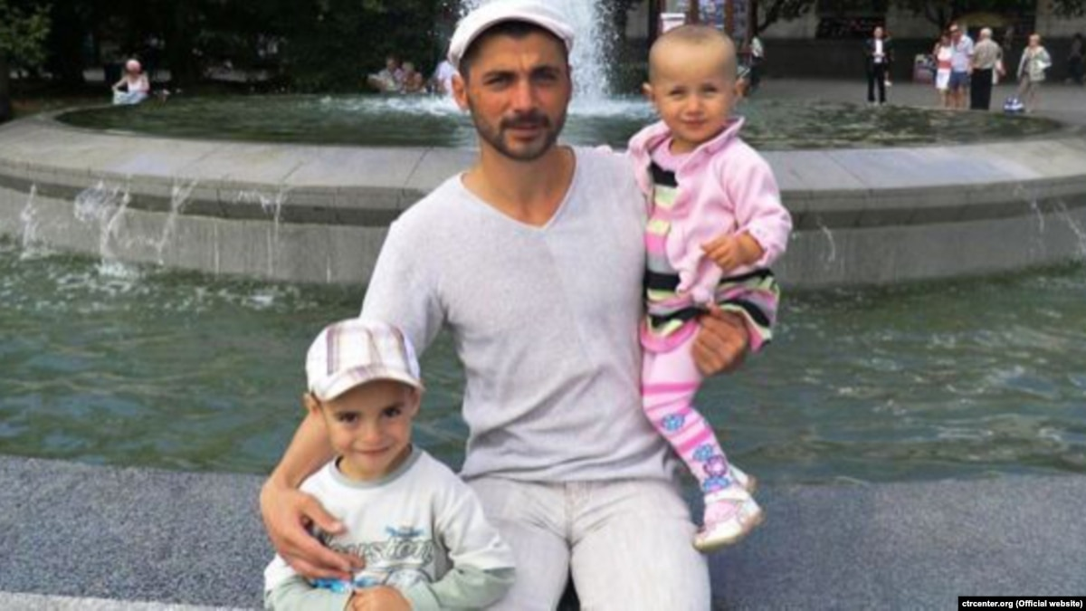 Ukraine Charges Retired Russian Soldier, Two Others In Crimean Tatar's Deadly Kidnapping