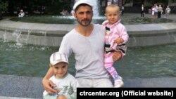 Решат Аметов, крымскотатарский активист