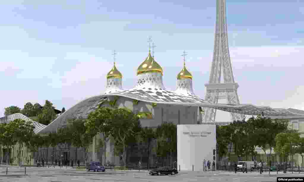 "Bertrand Delanoe, the mayor of Paris, was among those opposed to the proposed design of the massive Russian Orthodox Spiritual and Cultural Center along the banks of the Seine River. He dismissed the architecture as ""pastiche,"" a ""hodgepodge,"" and ""mediocre."" Because of all the objections, a building permit was not approved and the project has been sent back to the drawing board."