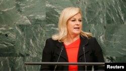 Kolinda Grabar-Kitarović, predsjednica Hrvatske
