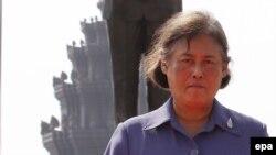 Таиланд маликаси Маҳа Чакри Сириндорн.