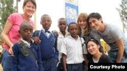 В Руанду у меня был довольно сильный культурный шок, особенно после общения с местным населением.