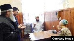 Арӯсии марди тоҷик дар як зиндони Русия бо як ҳамватани худ