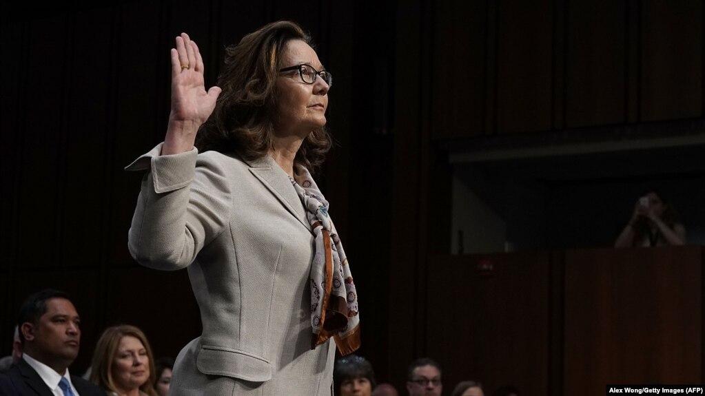 Сенат США утвердил Джину Хаспел в должности директора ЦРУ - Цензор.НЕТ 8961
