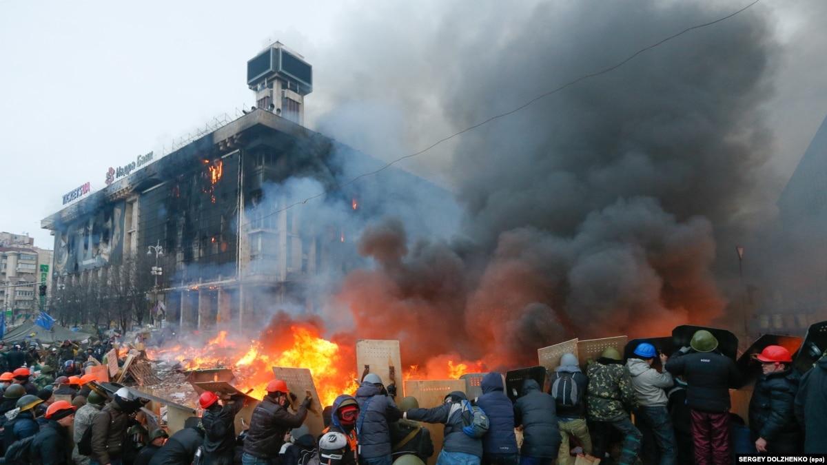 Прожить революцию: опыт Украины меняет представление о ней в мире. Книга Марси Шор о майдане