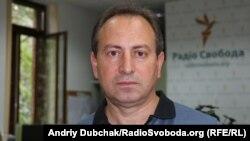 Представник партії «Блок Петра Порошенка» Микола Томенко