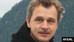 Лидер белорусской оппозиционной Объединенной гражданской партии Анатолий Лебедько