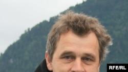 Лидер белорусской Объединенной гражданской партии Анатолий Лебедько