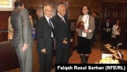 جانب من المهرجان الشعري الخامس للطلبة العراقيين في الجامعات الاردنية